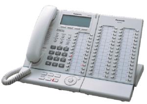 Consola de Central Telefónica